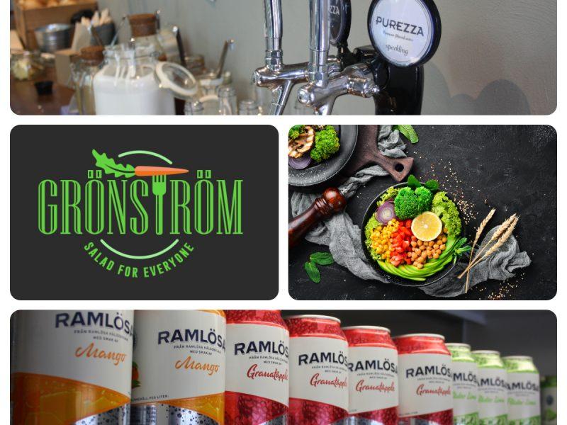 Gröntröms andra restaurang = Marknad på frilans